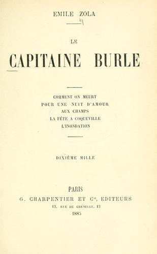 Download Le capitaine Burle.