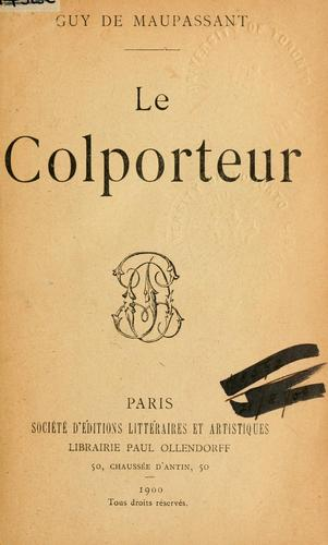 Download Le colporteur.