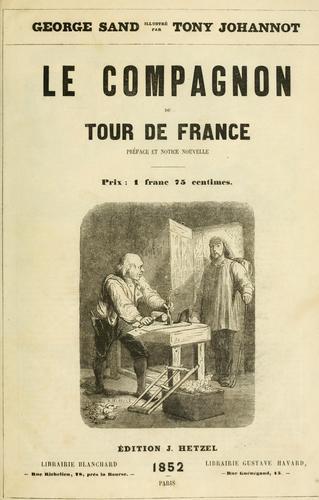 Download Le compagnon du tour de France