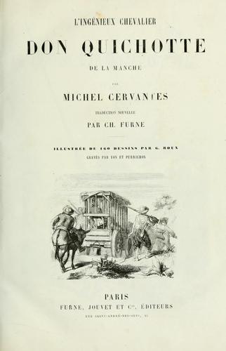 Download L'ingénieux chevalier Don Quichotte de la Manche