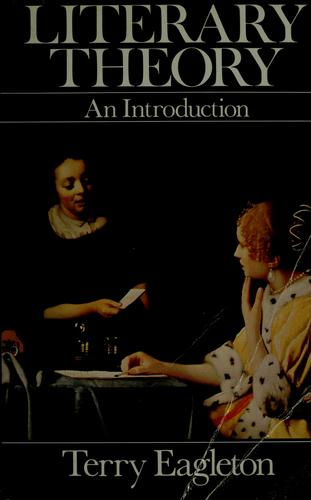 Download Literary theory