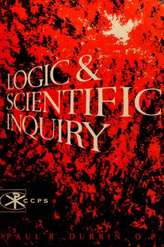 Logic and scientific inquiry
