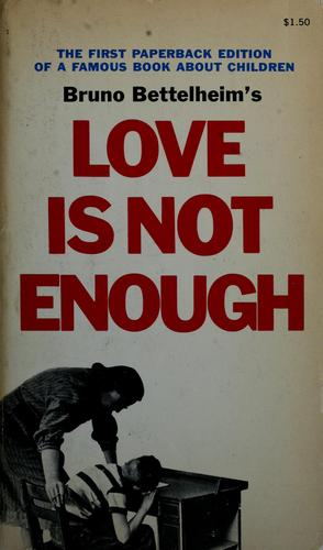 Download Love is not enough