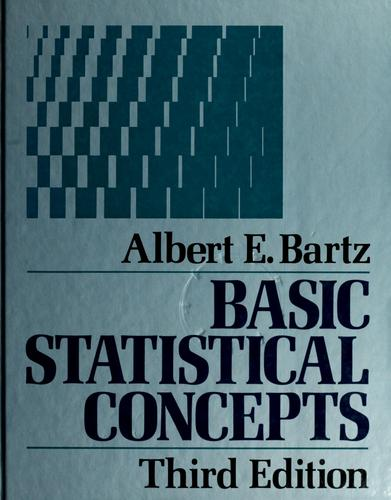 Download Basic statistical concepts