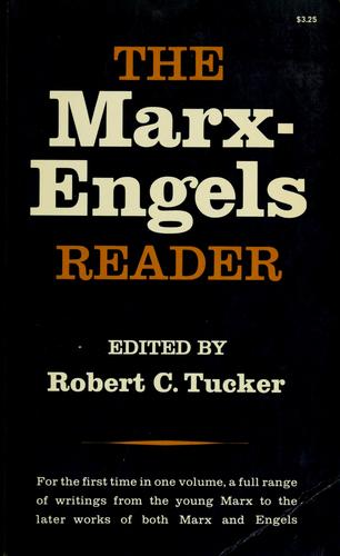 The Marx-Engels reader.