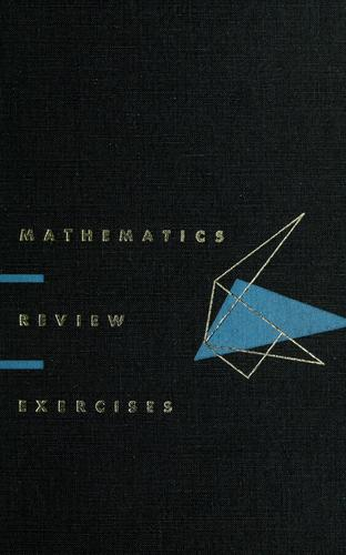 Download Mathematics review exercises