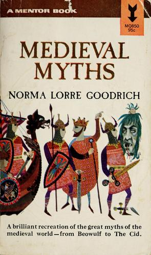 Download The medieval myths.