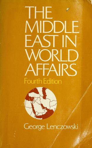 Download The Middle East in world affairs