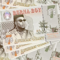 Burna Boy feat. Jeremih & Serani - Secret