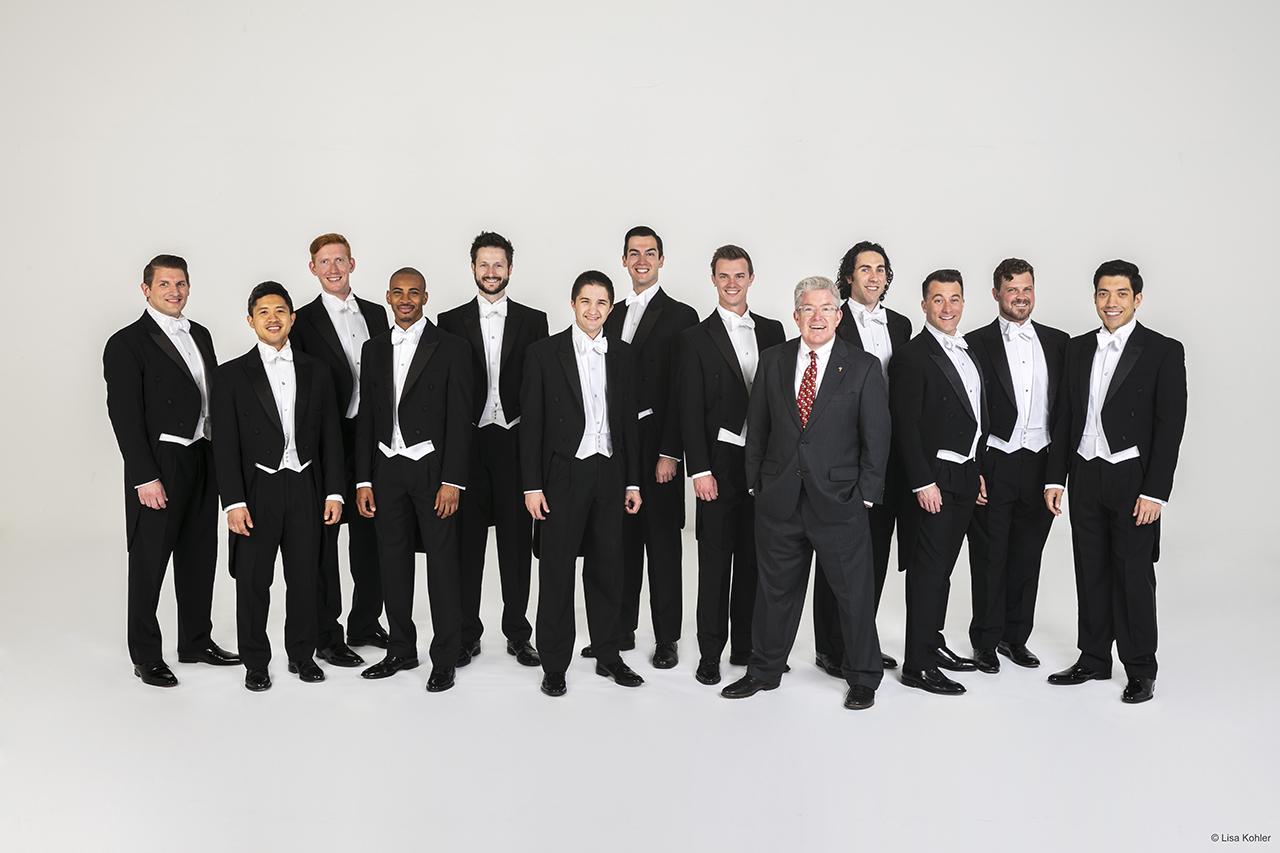 Grammy award-winning Chanticleer opens Geneva Concerts' season