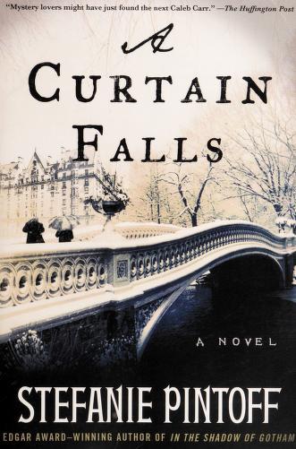 Cover of: A curtain falls | Stefanie Pintoff