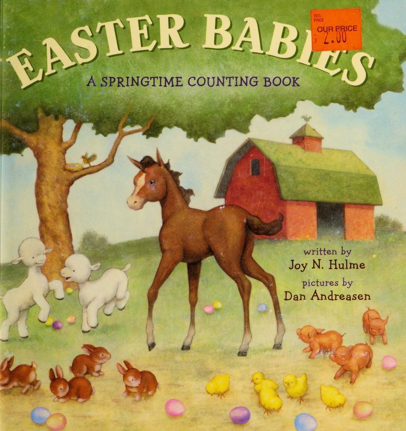 Easter babies by Joy N. Hulme
