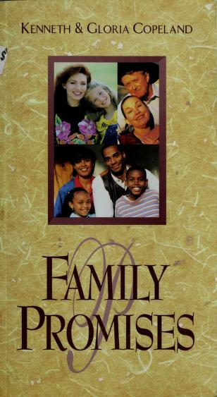 Cover of: Family promises | Kenneth Copeland
