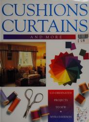 Cover of: Making and co-ordinating curtains & cushions | Myra Davidson