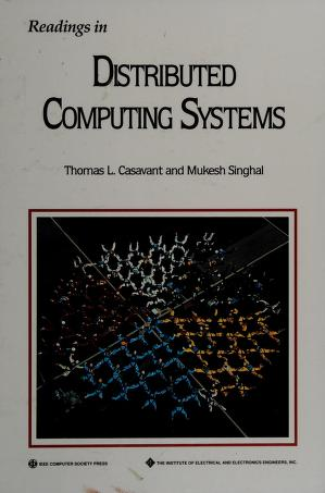 Cover of: Readings in distributed computing systems | Thomas L. Casavant