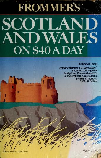 Cover of: Scotl Wales $40 Dy | Haggart