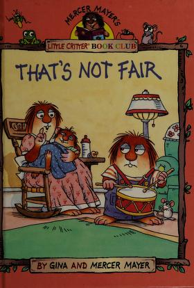 Cover of: That's not fair | Gina Mayer