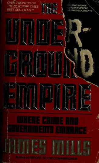 Cover of: The Underground Empire | James Mills