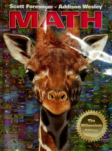 Math by authors, Randall I. Charles ... [et al.].