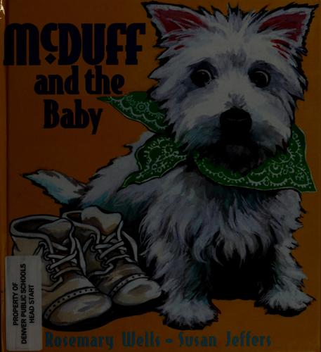 McDuff and the Baby (McDuff) by Jean Little